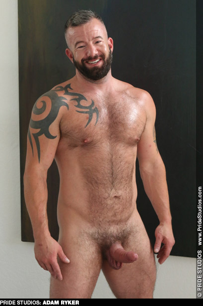 Adam Ryker Handsome Muscle Daddy Gay Porn Star Gay Porn 134677 gayporn star