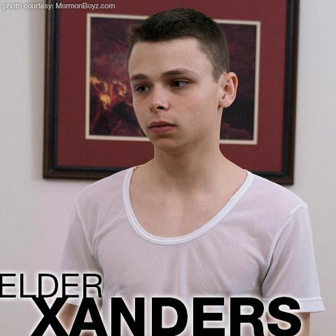 Elder Xanders Twink MormonBoyz American Gay Porn Star 134721 gayporn star