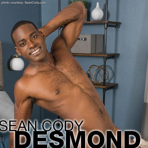 Desmond Sean Cody Hung Black Amateur Gay Porn Stud Gay Porn 134758 gayporn star