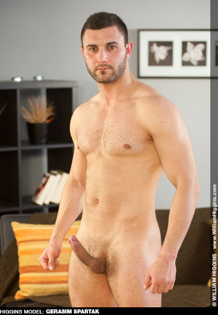 Gerasim Spartak Handsome Hunk William Higgins Czech Gay Porn Star Gay Porn 134824 gayporn star