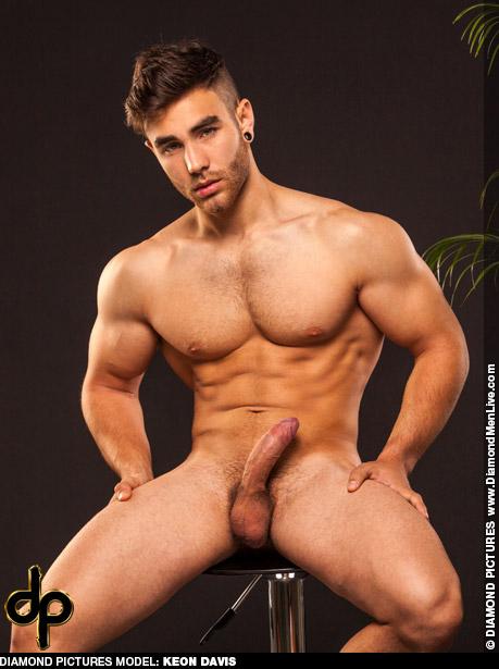 Keon Davis Handsome Hungarian Gay Porn Web Cam Star Gay Porn 134993 gayporn star