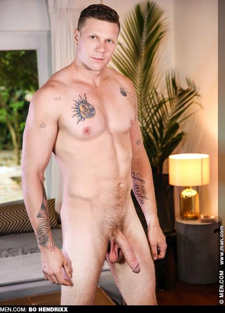 Bo Hendrixx Bo Hendrix Hung Handsome American Gay Porn Star Gay Porn 135005 gayporn star