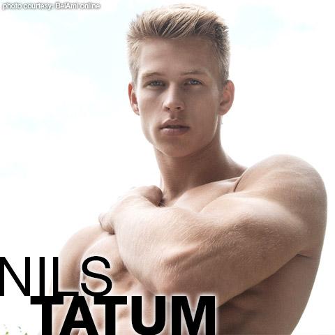 Nils Tatum Bel Ami Handsome Hung Blond Czech BelAmi Gay Porn Star Gay Porn 135009 gayporn star Bel Ami