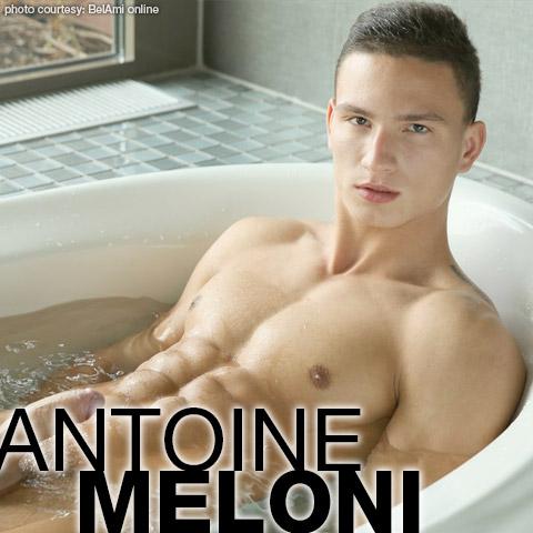 Antoine Meloni Bel Ami Handsome Hunk Czech BelAmi Gay Porn Guy Gay Porn 135026 gayporn star Bel Ami