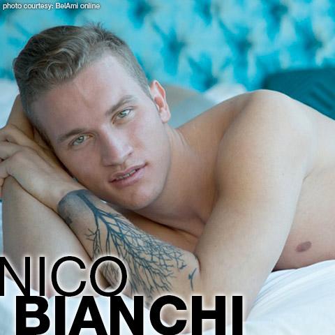 Nico Bianchi Bel Ami Blond Tattooed BelAmi Czech Gay Porn Star Gay Porn 135033 gayporn star Bel Ami