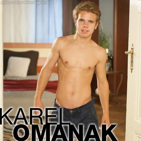 Karel Omanak Cute Blond William Higgins Czech Gay Porn Star 135097 gayporn star