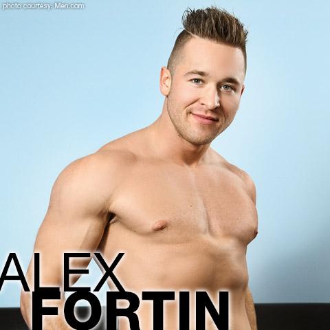 Alex Fortin Handsome Canadian Gay Porn Star Gay Porn 135194 gayporn star