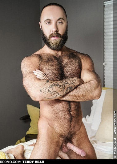 Teddy Bear Hairy Muscle Bear Gay Porn Star Gay Porn 135215 gayporn star