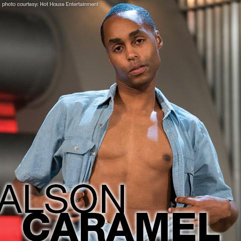 Alson Caramel Cute Butt Slut American Gay Porn Star Gay Porn 135225 gayporn star