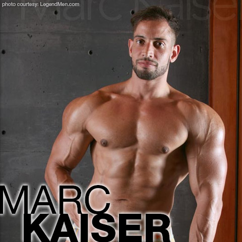 Marc Kaiser Handsome Uncut Muscle Ron Lloyd Legend Model & Solo Gay Porn Star Gay Porn 135241 gayporn star Body Image Productions muscle hunk solo Mark Kaiser