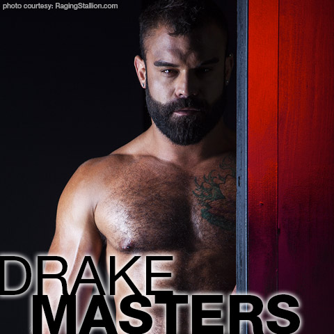 Drake Masters Handsome Hairy American Muscle Gay Porn Star Gay Porn 135384 gayporn star
